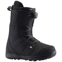 BURTON  Moto Boa®- Black - Men's Snowboard Boot 2021