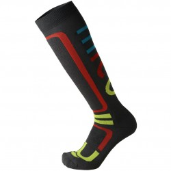 MICO 141 Medium Weight performance - Snowboard socks - Anthracite