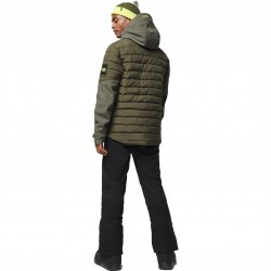 O'NEILL Igneous - Men's snow Jacket - Forest night
