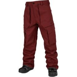 VOLCOM V.Co Twenty One - Ανδρικό παντελόνι Snow - Burnt red