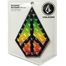VOLCOM Snow Stone - Stomp Pad - Rasta