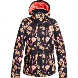ROXY Torah Bright Jetty - Γυναικείο Snow Jacket - True Black Magnolia