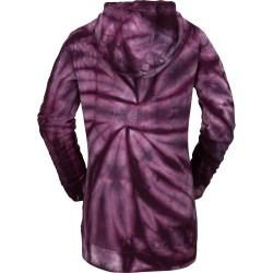 VOLCOM COSTUS Women's P/Over Hooded - Purple