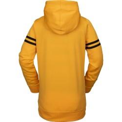 VOLCOM Spring Shred - Women's Hoodie - Yellow