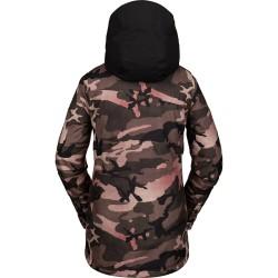 VOLCOM Kuma - Women's snow Jacket - Faded Army