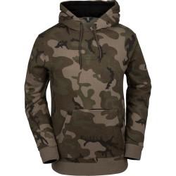 VOLCOM JLA Pullover fleece - Technical Men's Hoodie - GI Camo