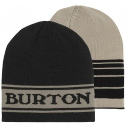 BURTON BILLBOARD Σκούφος διπλής όψης- True Black/Iron Gray