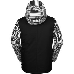 VOLCOM 17Forty Insulated - Men's snow Jacket - Black Stripe