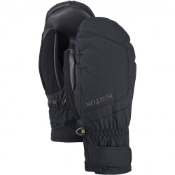 BURTON Profile Under Mitten - Men's Glove - True Black