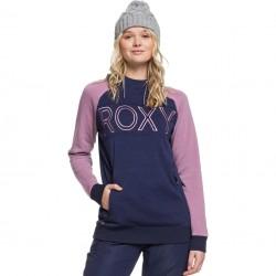 ROXY Liberty - Γυναικείο Τεχνικό Hoodie - Medieval Blue