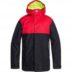 DC Defy - Men's Snow Jacket - Racing Red