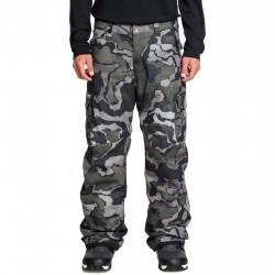 QUIKSILVER Porter - Men's Snow Pants - Black Sir Edwards