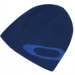 OAKLEY Mainline Ellipse Beanie - Σκούφος - Dark Blue