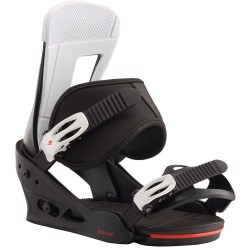 BURTON Freestyle Re:Flex™- Black - Men's Snowboard Binding 2021