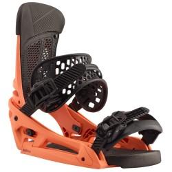 BURTON Malavita EST - Spicy Salmon - Men's Snowboard Binding 2020