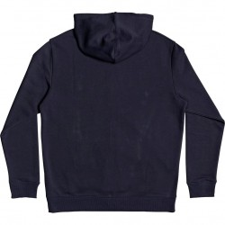 DC Divide And Conquer - Zip-Up Hoodie for Men - Black Iris