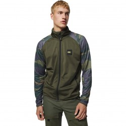 O'NEILL Printed Ski Fleece for Men - Night Forest