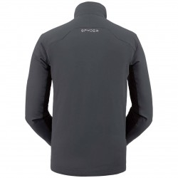 SPYDER Ascender Light Full Zip - Men's fleece jacket - Ebony