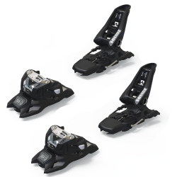 MARKER SQUIRE 11 ID 90 mm Black - Ski Bindings 2020
