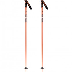 K2 Freeride 18 Poles - Μπατόν Freeride - Orange