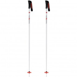 K2 Freeride 18 Poles - Μπατόν Freeride - White
