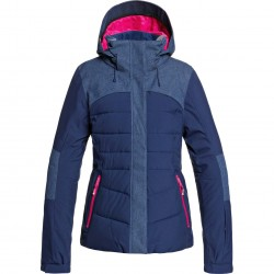ROXY Dakota - Women's Snow Jacket - Medieval Blue
