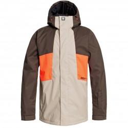 DC Defy - Men's Snow Jacket - Twill