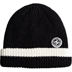 DC Backside - Cuff Beanie for Men - Black