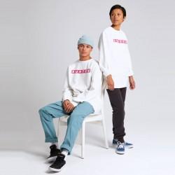 BURTON Vault Crew Sweatshirt - Stout White
