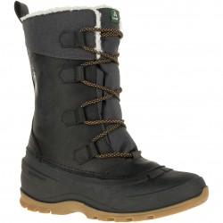Kamik SNOWGEM - Women's warm winter boots - Black