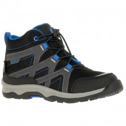 Kamik Bone Gore-Tex® - Kids' waterproof shoes - Black/Blue