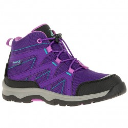 Kamik Bone Gore-Tex® - Kids' waterproof shoes - Purple/Irish Orchid