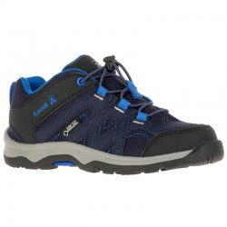 Kamik Bain Gore-Tex® - Kids' waterproof shoes - Navy/Blue