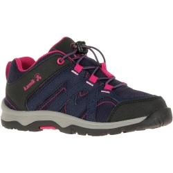 Kamik Bain Gore-Tex® - Kids' waterproof shoes - Navy/Rose