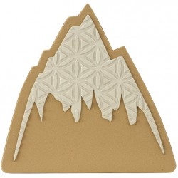 BURTON Foam Stomp Pad - Mountain Logo