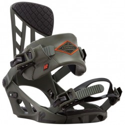 K2 FORMULA - Men's snowboard bindings - Olive