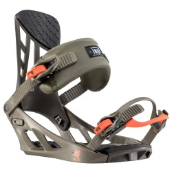 K2 Indy Green - Men's snowboard bindings 2020