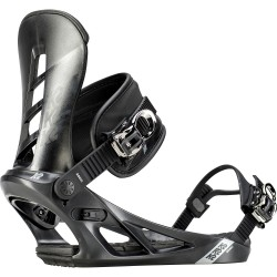 K2 SONIC Black - Men's Snowboard Bindings