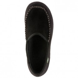 Kamik LEANBACK - Men's slippers - Black