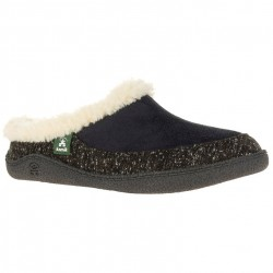 Kamik NUTMEG - Women's slippers - Black/White