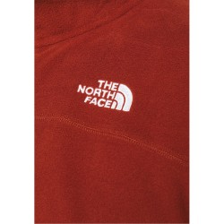 THE NORTH FACE  M 100 Glacier - Men's Full Zip fleece - Brandy Brown