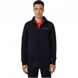 NAPAPIJRI Bebel Men's zip Sweatshirt - Blue marine