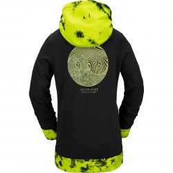 VOLCOM COSTUS Women's P/Over Hooded - Lime