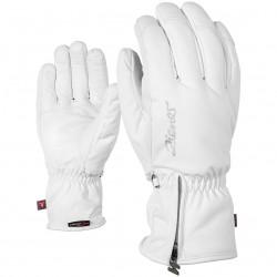 ZIENER KIARA AS PR White Lady glove ski