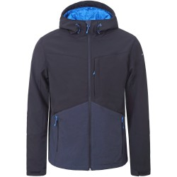 ICEPEAK Blackstone - Men's softshell jacket - Lead Grey