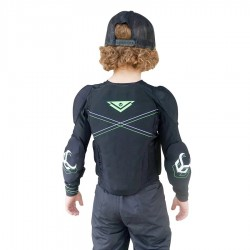 DEMON Flex Force Pro Top - Παιδικό Snowboard & MTB Body Protector
