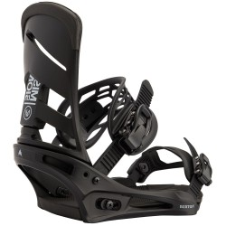 BURTON Mission Re:Flex™- Black -Men's Snowboard Binding 2021