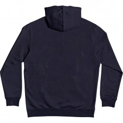 DC Square Star - Hoodie for Men - Black Iris
