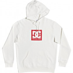 DC Square Star - Hoodie for Men - White