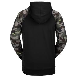 VOLCOM Hydro Riding - Men's Hoodie - Army